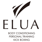 パーソナルトレーニングジムELUA(エルア)ロゴ